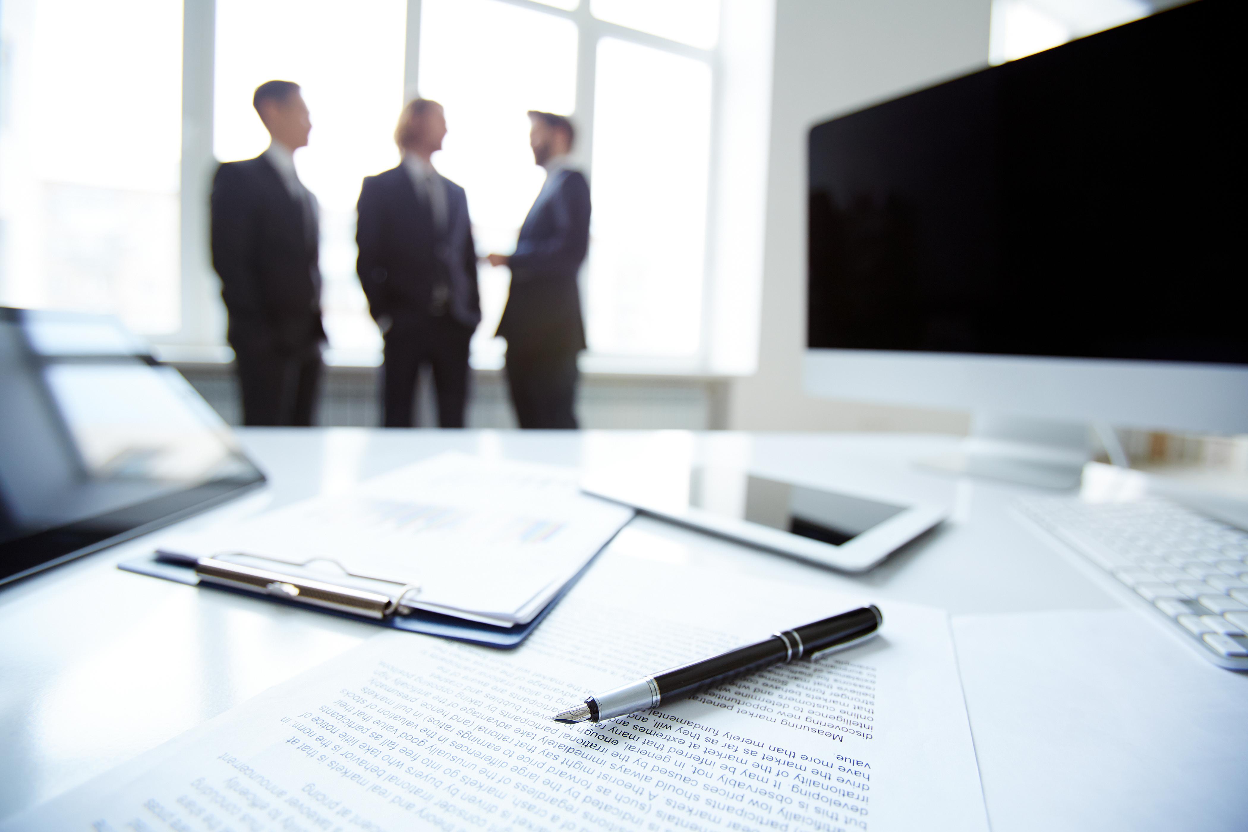 Verstärkung der Geschäftsleitung